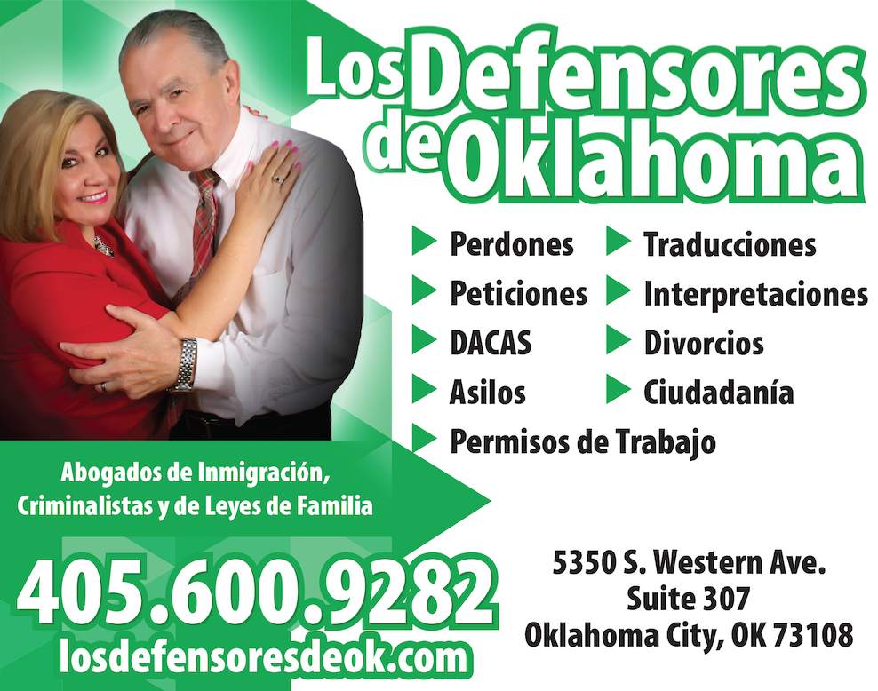 Los Defensores large ad