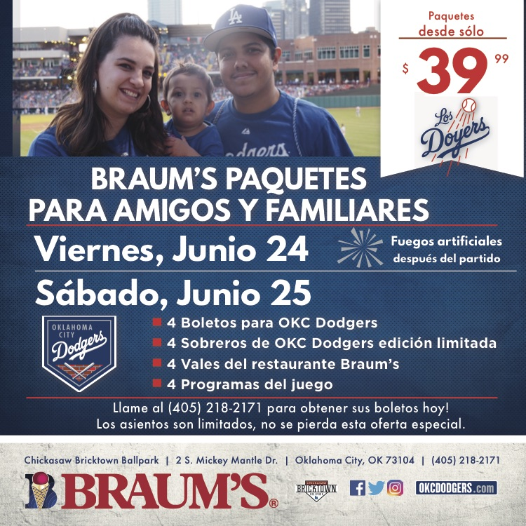 Braums middle ad
