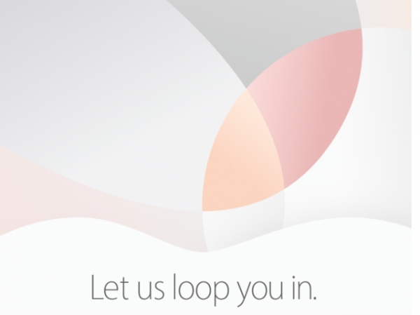 2016 invitan Evento de Apple se burla 'nos permiten bucle'
